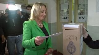 """Liliana Negre de Alonso: """"Llamaremos a hacer un acuerdo nacional por el bien de nuestro país"""""""