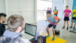 Atletas de Status Run fueron evaluados en el Campus de la ULP