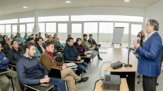 La ULP brindará asesoramiento técnico a comerciantes de La Punta