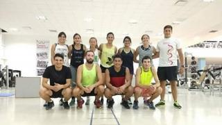 Fénix Hockey hace la pretemporada en el Campus Abierto ULP
