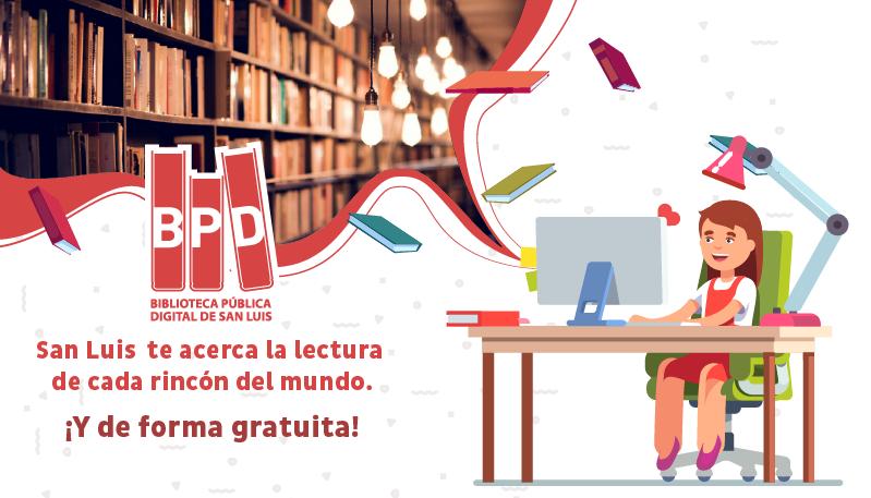 Se relanza la Biblioteca Pública Digital con más de 8500 títulos
