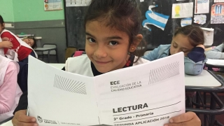 Ya se realiza la 5º Evaluación de la Calidad Educativa