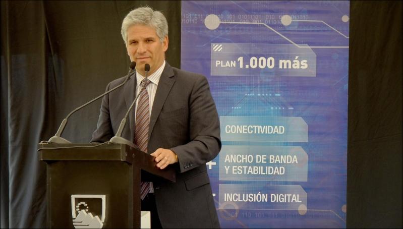 Recta final del proyecto que conectará a toda la provincia por fibra óptica