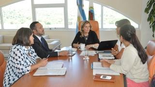 Coordinan acciones entre la ULP y el Ministerio de Educación