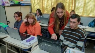 Quiénes son los flamantes egresados del Plan de Inclusión Educativa
