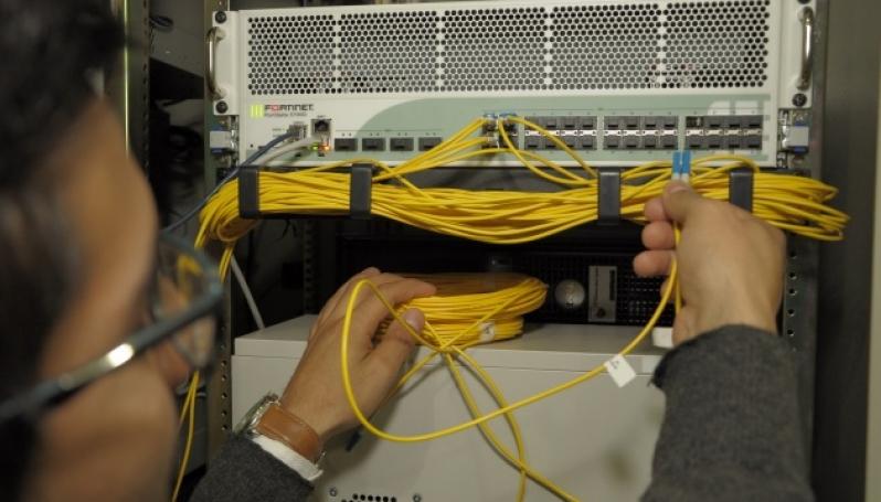 Tecnología de punta en el Data Center de la AUI