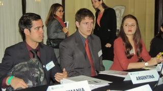 El narcotráfico, un tema central en el debate del I Modelo de ONU en San Luis