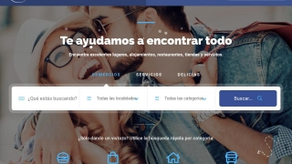Dos programadores puntanos desarrollaron un portal para fomentar la venta online