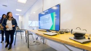 Alumnos de la Licenciatura en Enfermería de toda la provincia interactuaron por teleconferencia