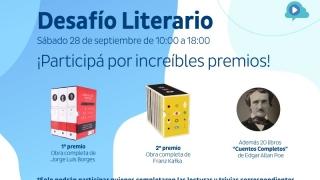 Desafío Literario para los participantes de Meta Lectores