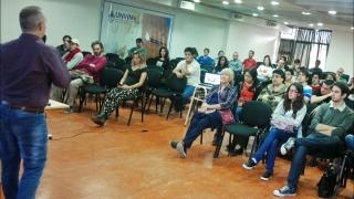 Los beneficios del PILP fueron presentados en el festival de software libre