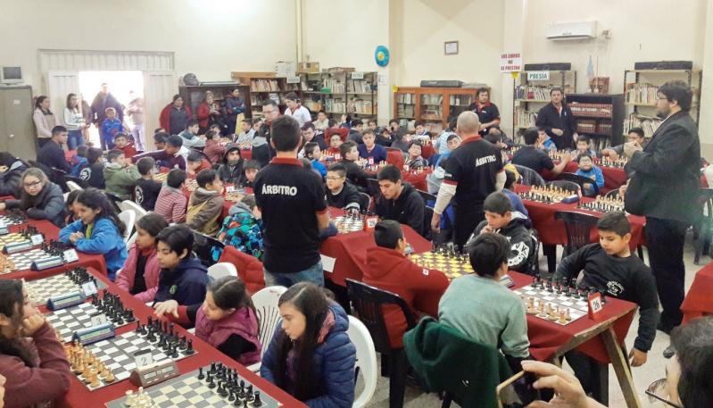 Primer Encuentro Interprovincial de Ajedrez San Luis- La Rioja