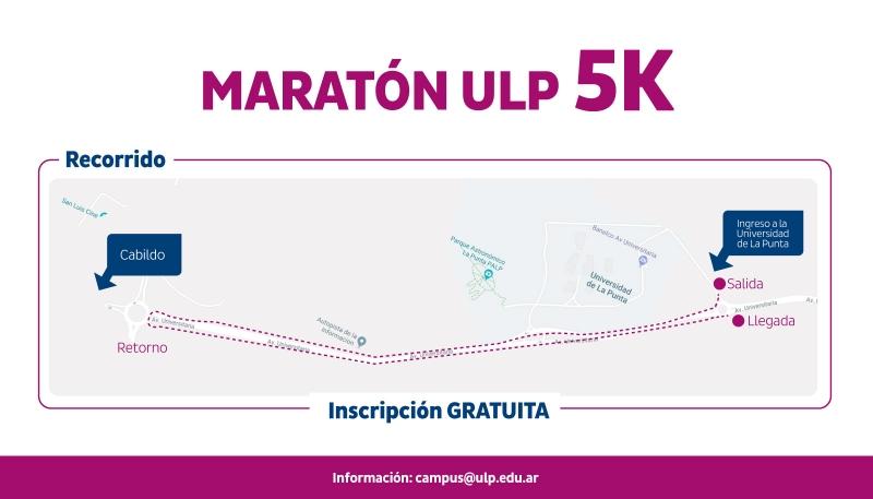 """Confirmado: se viene la segunda edición de """"La Maratón ULP"""""""