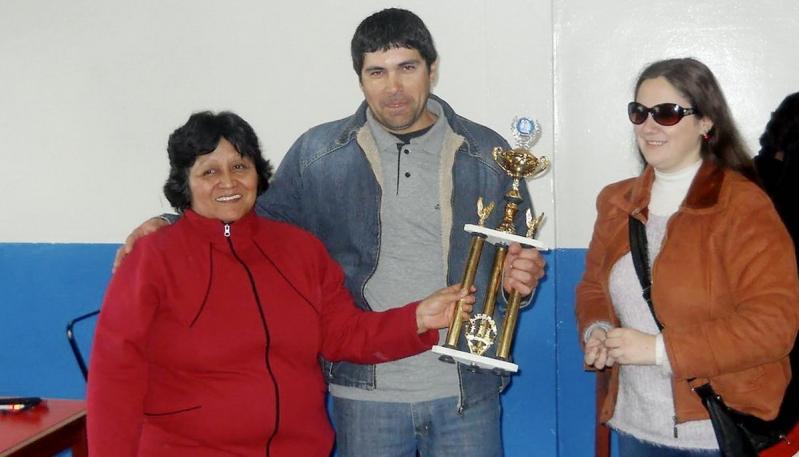 Destacada actuación de ajedrecistas ciegos puntanos en Buenos Aires