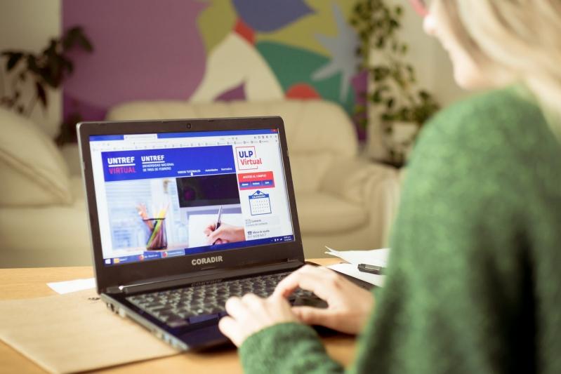 ULP Virtual: 3.225 alumnos iniciaron el curso de ingreso