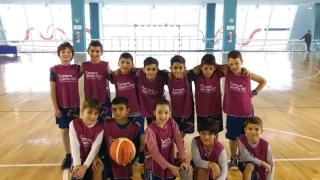 Básquet: encuentro infanto-juvenil entre Campus ULP y Ribas de Villa Mercedes
