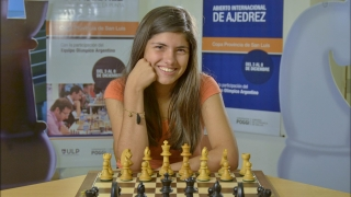 Guadalupe Besso te desafía a simultáneas en la Plaza Pringles