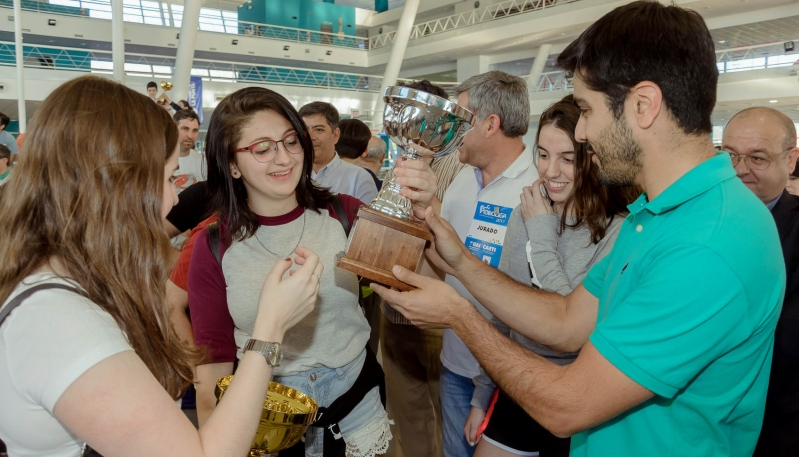 Se conocieron los ganadores de la Roboliga Nacional 2017