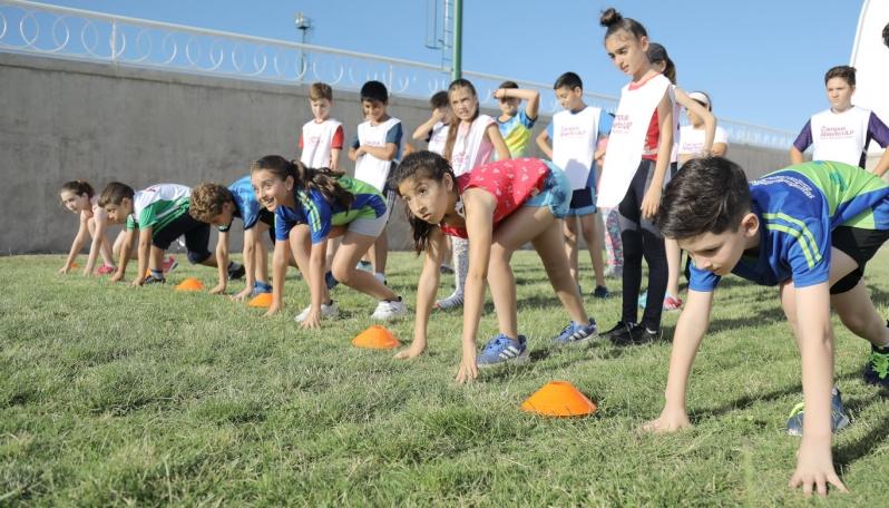Las escuelas deportivas del Campus retoman su actividad desde el 7 de enero