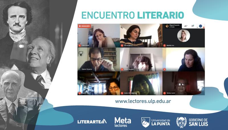 Más de 200 personas disfrutaron de los encuentros literarios de la ULP