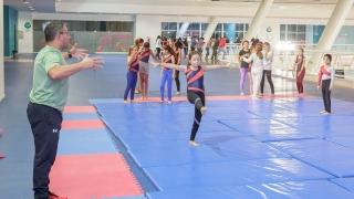 Gimnastas del Campus ULP competirán en la etapa clasificatoria de los Juegos Evita