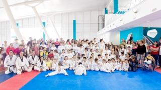 Crece la escuela de taekwondo del Campus Abierto ULP
