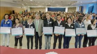 Jóvenes de toda la provincia obtendrán su título secundario