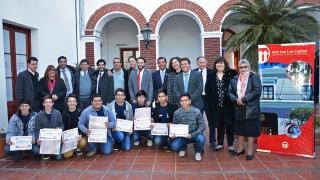 El Concejo Deliberante de San Luis homenajeó a los puntanos que se destacaron en el Mundial de Robótica