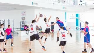 El handball tuvo un sábado de plena acción en el Campus