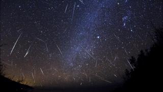 Lluvia de estrellas para el comienzo del nuevo año