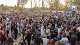 Los alumnos del PIE festejaron el día del estudiante en Parque de las Naciones