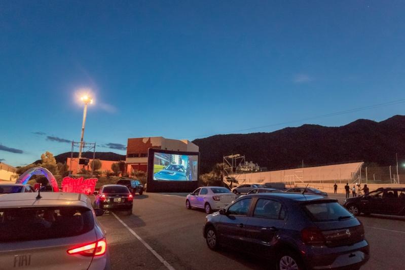 Inicio el Festival de Cine de Mar Del Plata en San Luis