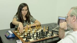 Ayelén Martínez, la dueña del tablero