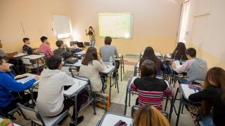 En el primer cuatrimestre 3000 puntanos aprenden idiomas en la ULP