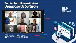 Alumnos de la Tecnicatura Universitaria en Desarrollo de Software realizaron la presentación de proyectos