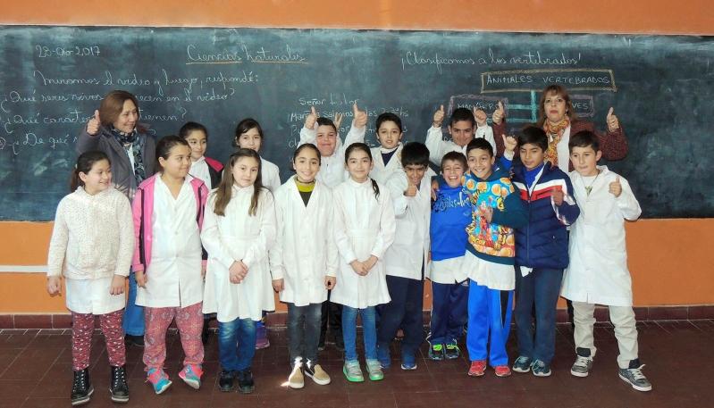 """Alumnos de la Escuela N°184 """"Manuel Belgrano"""" conocerán el Teatro Colón"""