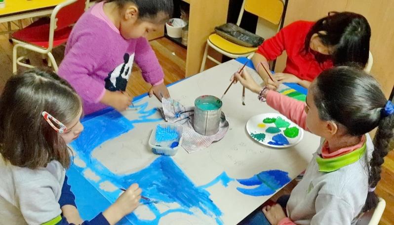 Talleres de Invierno: la nueva propuesta  de la ULP para los chicos de La Punta