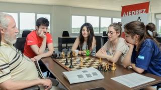 Cuatro días a puro entrenamiento con los mejores ajedrecistas del país