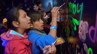 Más de 1700 chicos potenciaron  su creatividad con los talleres de la ULP