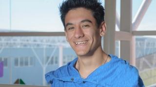 Andrés Palú, el talento puntano busca hacer podio en Buenos Aires