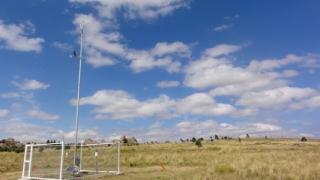 San Luis optimiza su Red de Estaciones Meteorológicas