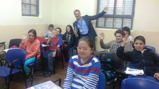 El Instituto de Idiomas abre sus puertas a los más pequeños