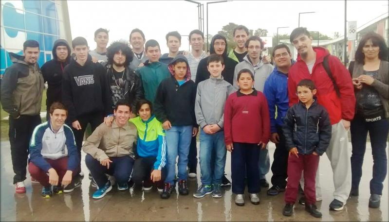 Siete equipos puntanos representarán a San Luis en Buenos Aires