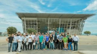 Los deportistas de San Luis ya sueñan con entrenar en el CARD