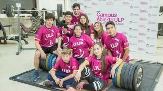 El equipo de levantamiento de pesas del Campus viaja a San Juan
