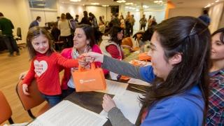 ULP: Más de 150 docentes de las Escuelas Públicas Digitales recibieron su tableta