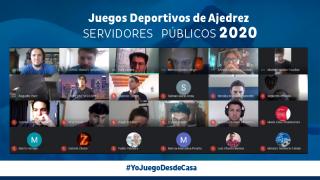 Los tableros digitales coparon los Juegos Deportivos Servidores Públicos 2020