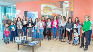 Premiaron a los ganadores del certamen Meta Lectores