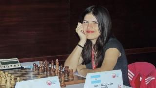 Guadalupe Besso, la campeona que creció de la mano de la enseñanza digital