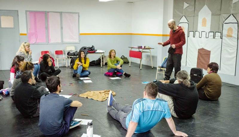 Docentes y artistas puntanos participaron de Musicar, el taller que invita a explorar el proceso creativo